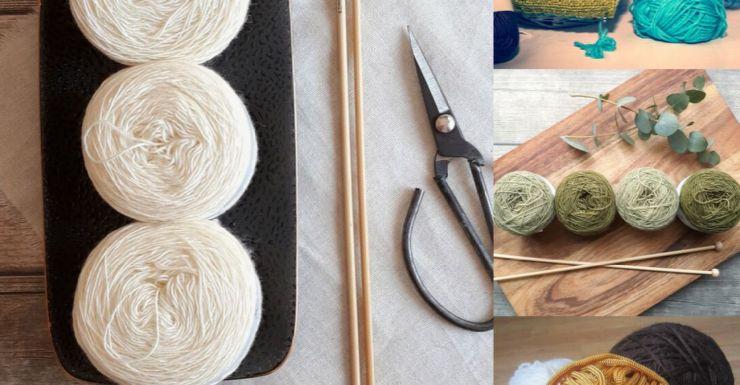 毛線編織手作課程